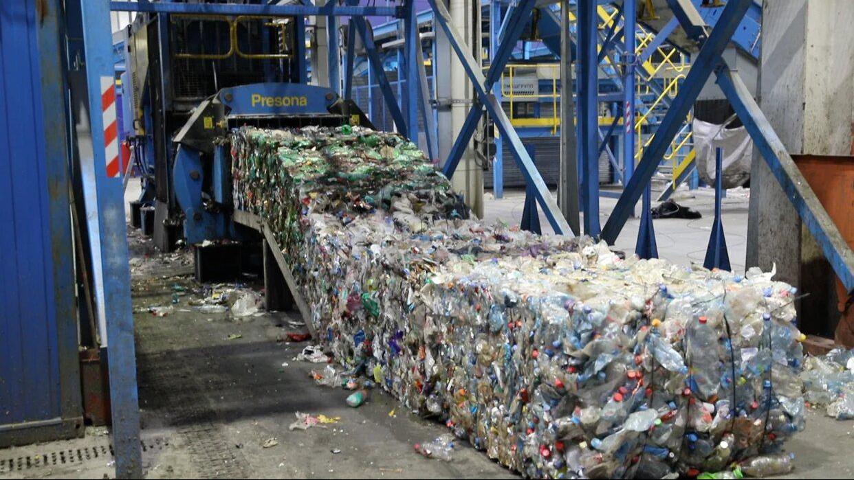 Двести семьдесят тысяч тонн отходов отсортировали на КПО «Юг» в Коломенском округе за год