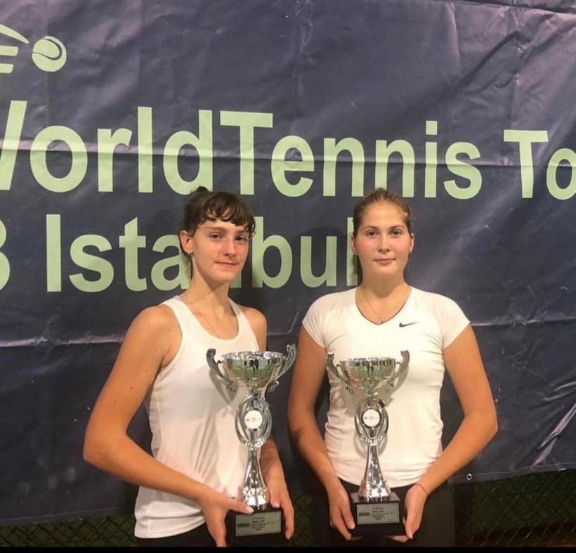 Елена Приданкина победила на международных соревнованиях по теннису