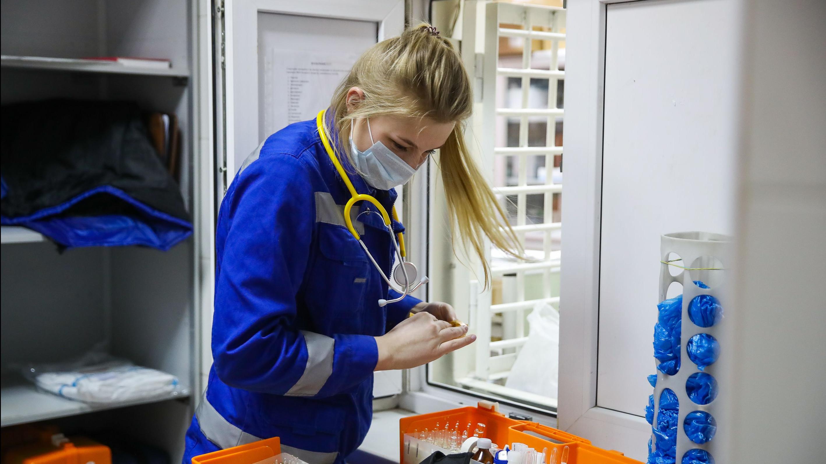 Еще 433 случая Covid‑19 выявили в Московской области за сутки