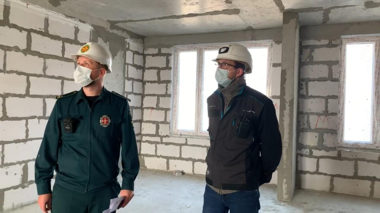 Главгосстройнадзор начал проверку строительства жилого комплекса в Красногорске