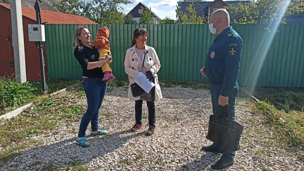 Главгосстройнадзор Подмосковья провел 27 встреч с заявителями портала «Добродел» за неделю