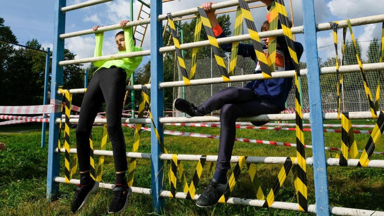 Соревнования по спортивному ориентированию «Российский азимут»