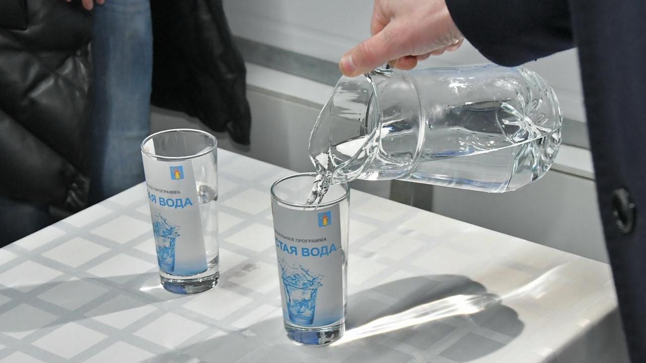 Хромушин: Подмосковье – один из лидеров ЦФО по обеспеченности жителей чистой питьевой водой