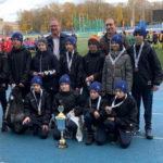 Команда из Дубны стала призером всероссийских соревнований «Кожаный мяч»