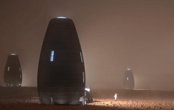 Маск рассказал о строительстве на Марсе независимого от Земли города