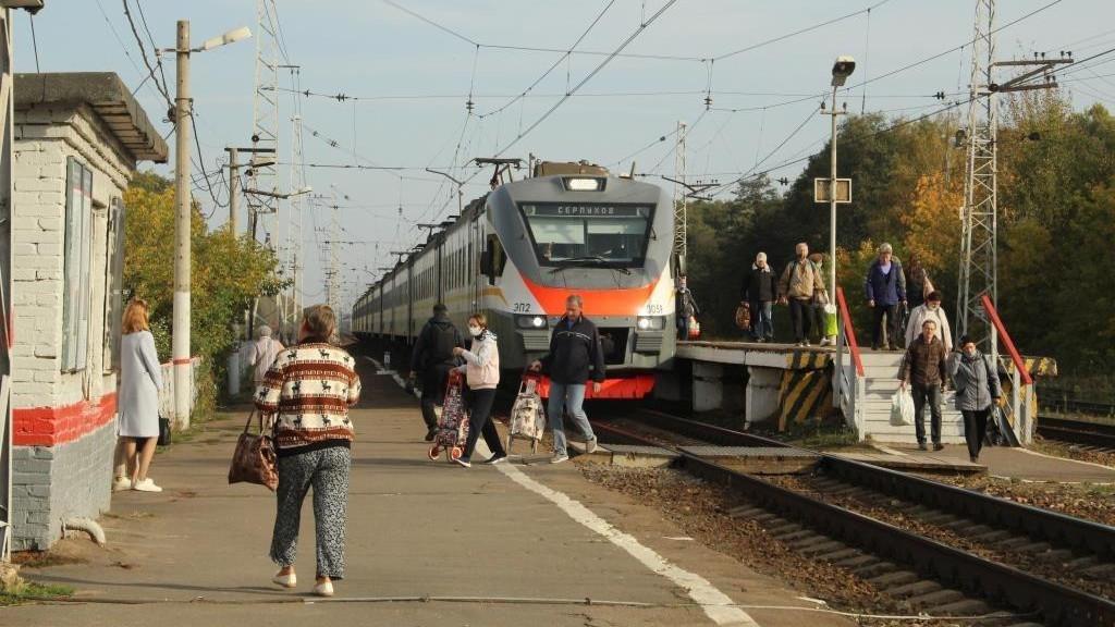 Мероприятие по предупреждению травматизма прошло на ж/д станции в Серпухове