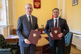 Минспорт России и Псковская область заключили Соглашение о сотрудничестве и взаимодействии в области физической культуры и спорта