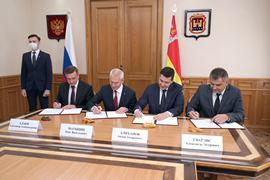 Минспорт России и РФС заключили Соглашение о развитии футбола с Калининградской областью