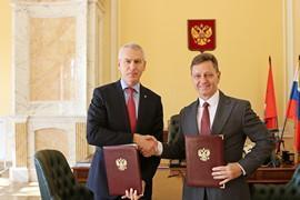 Минспорт России и Владимирская область подписали Соглашение о сотрудничестве и взаимодействии в области физической культуры и спорта