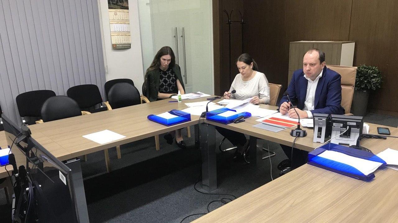 Минстрой Подмосковья провел селекторное совещание по вопросу расселения аварийного жилья