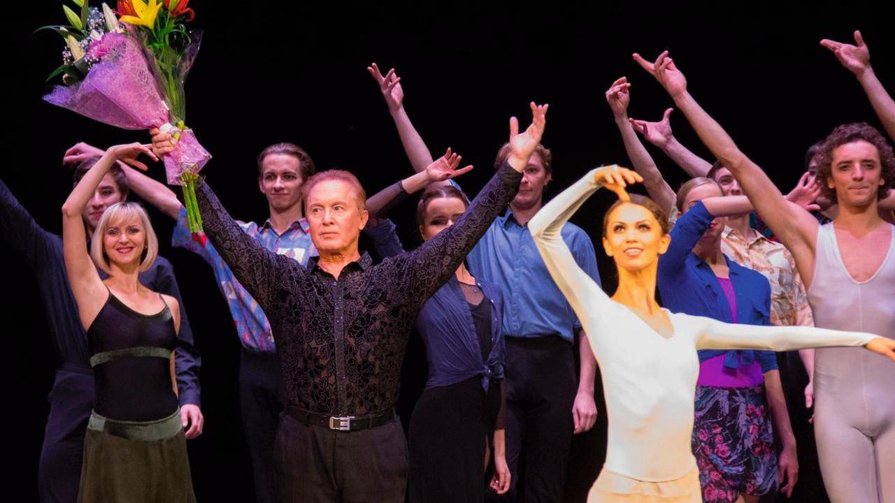 Московский областной государственный театр «Русский балет» получил звание «Академический»