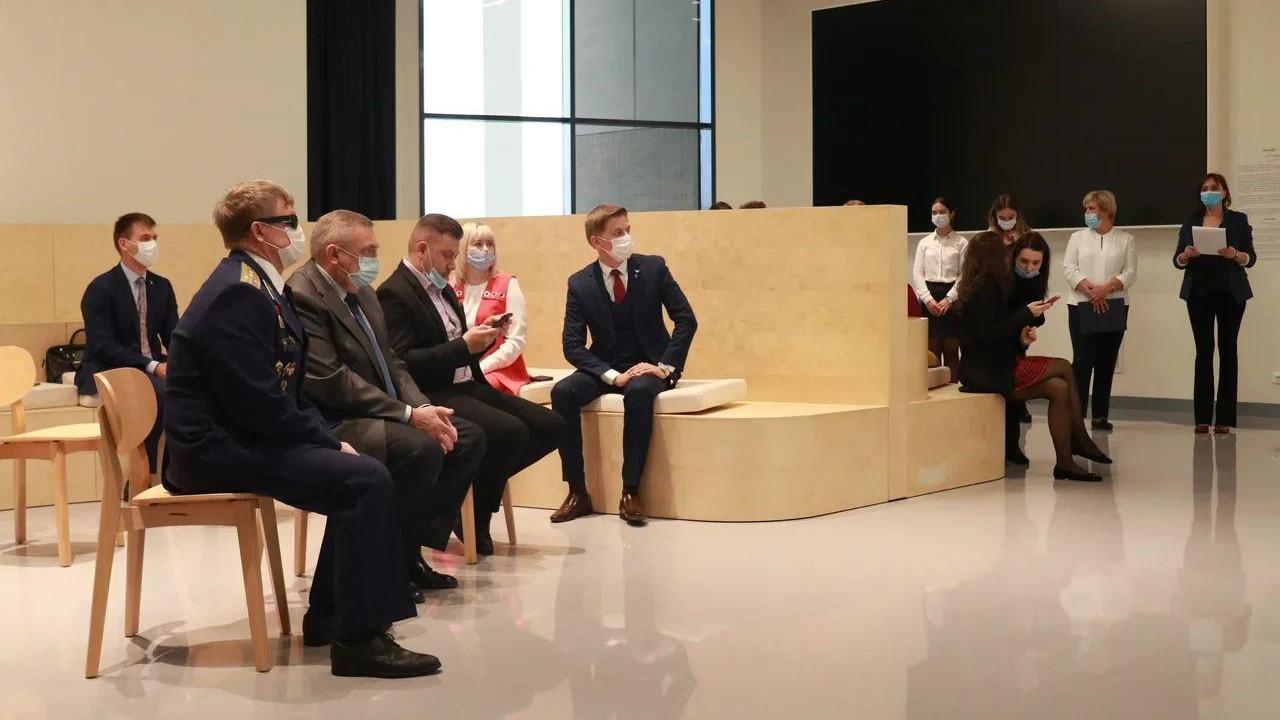 Музей Гимназии имени Подольских курсантов занял 2 место среди школьных музеев России