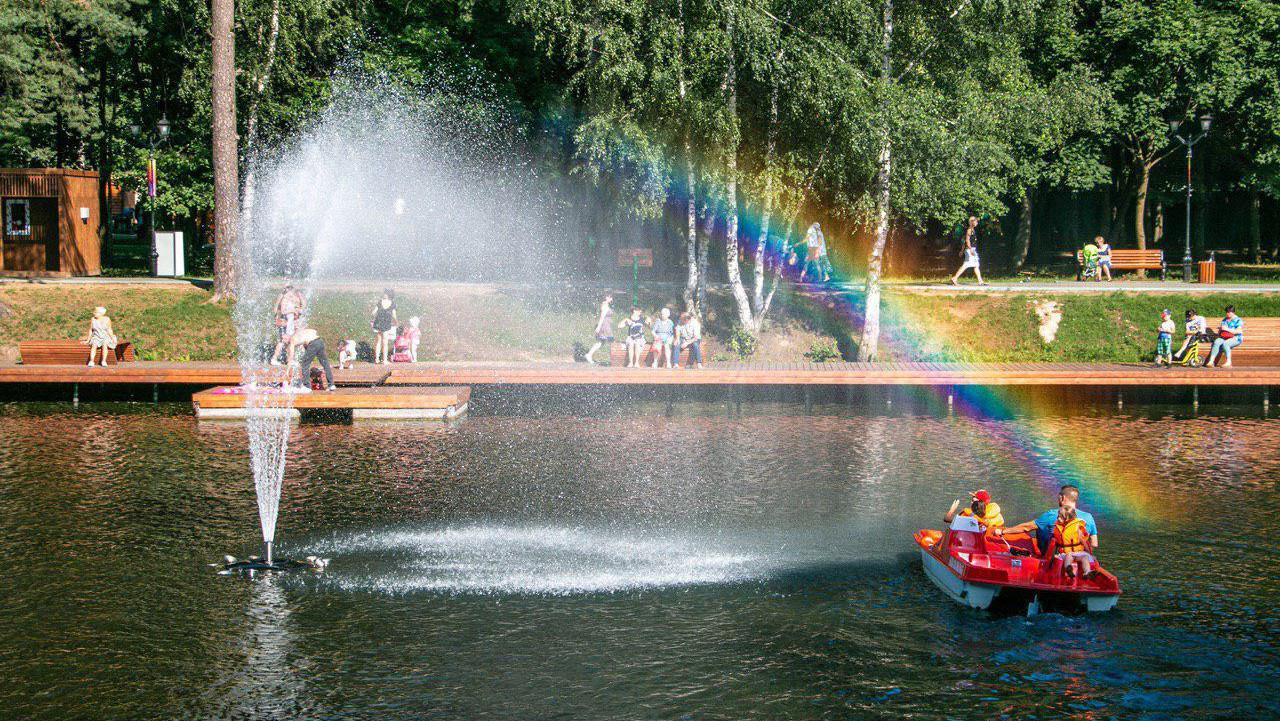 Набережную благоустроят в Орехово-Зуеве в 2021 году