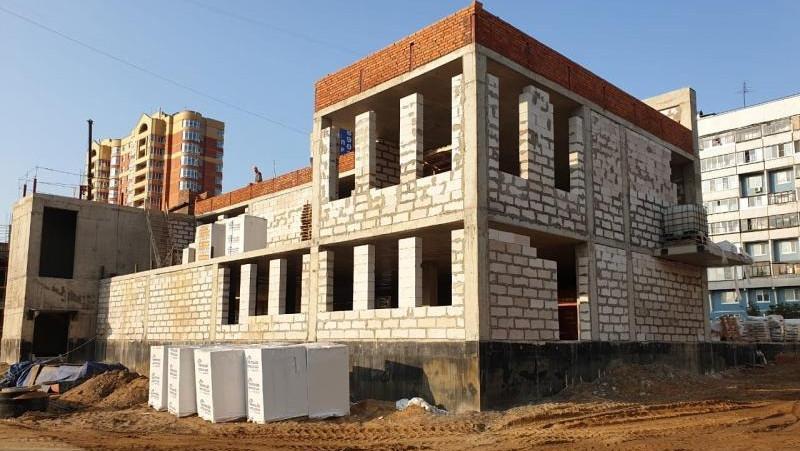 Новый Дом культуры откроют в Одинцовском городском округе в 2021 году