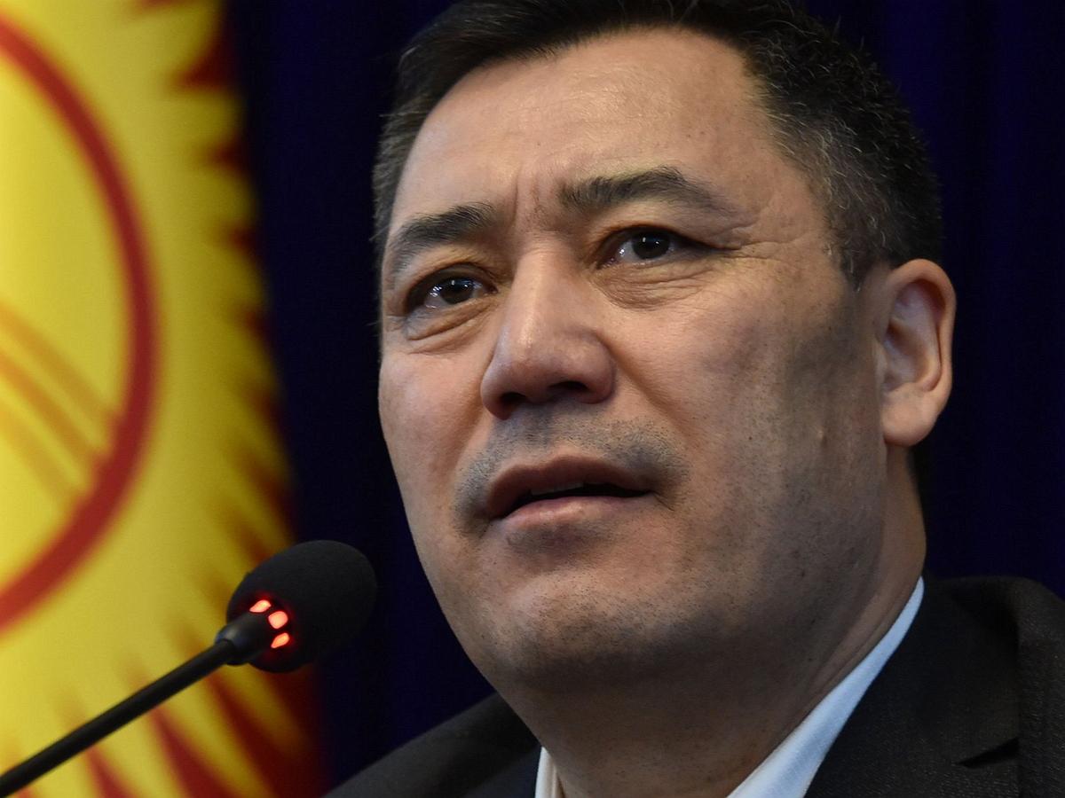 Новым и.о. президента Киргизии стал премьер-министр Жапаров, ранее осужденный на 11,5 лет