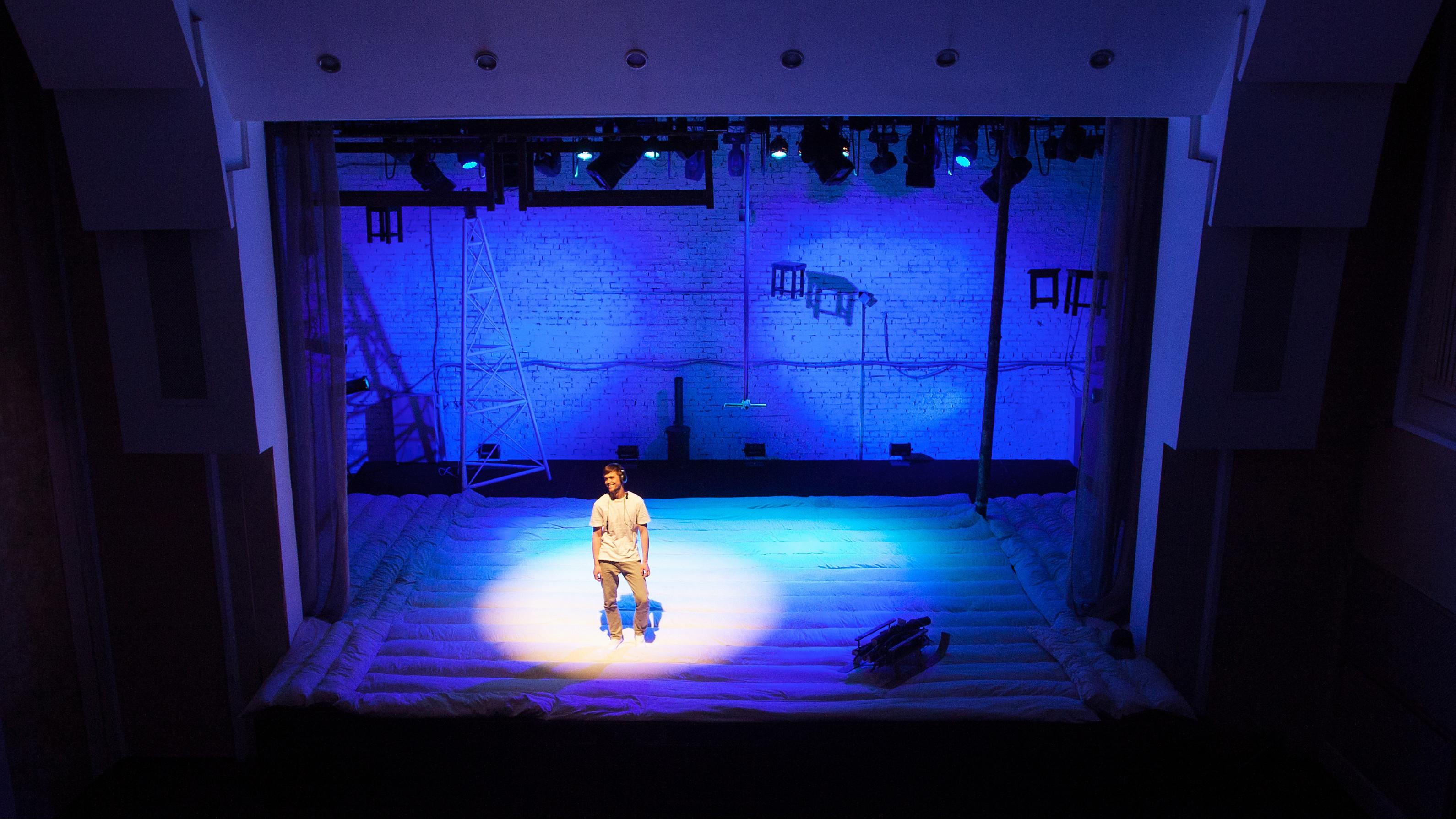Областной чемпионат по актерской импровизации стартует 12 октября в Химках