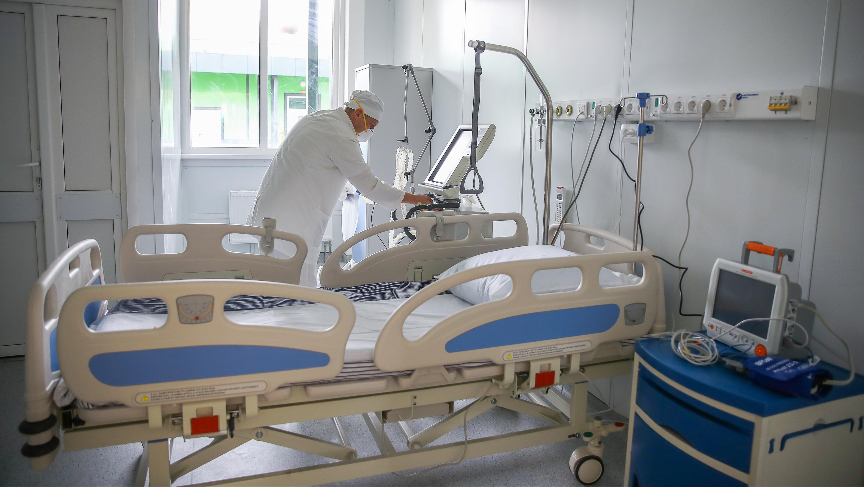 Около 30% коек для лечения пациентов с коронавирусом свободно в Московской области