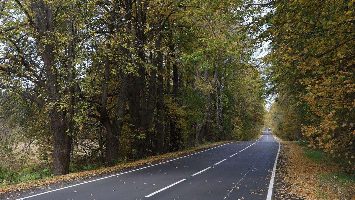 Около 60 км региональных и муниципальных дорог отремонтировали в Рузе