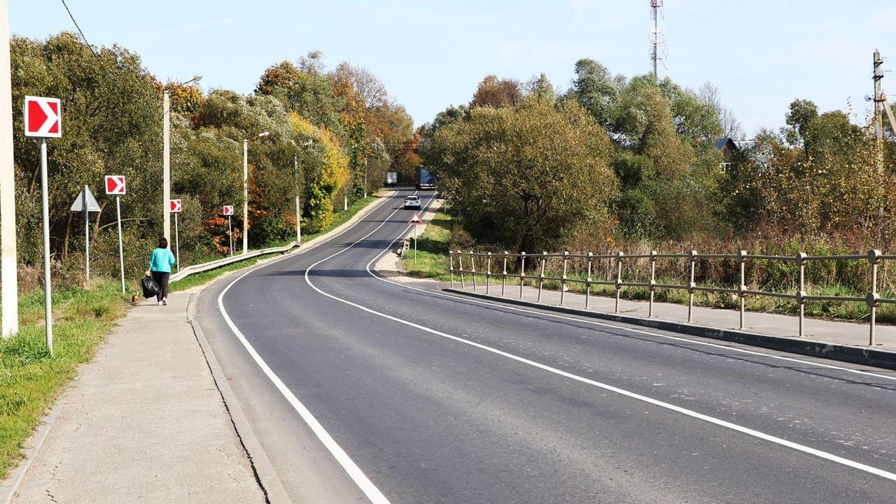 Около 70 километров дорог отремонтировали в Наро-Фоминске