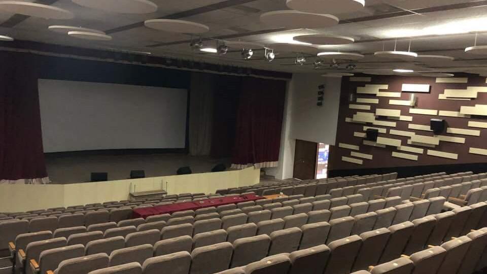 Кинотеатр в Бронницах
