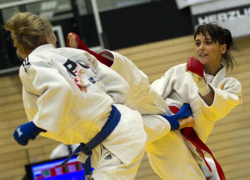 Оксана Москаленко стала победительницей турнира серии большого шлема по джиу-джитсу
