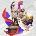 Онлайн–конкурс рисунков «День народного Единства»