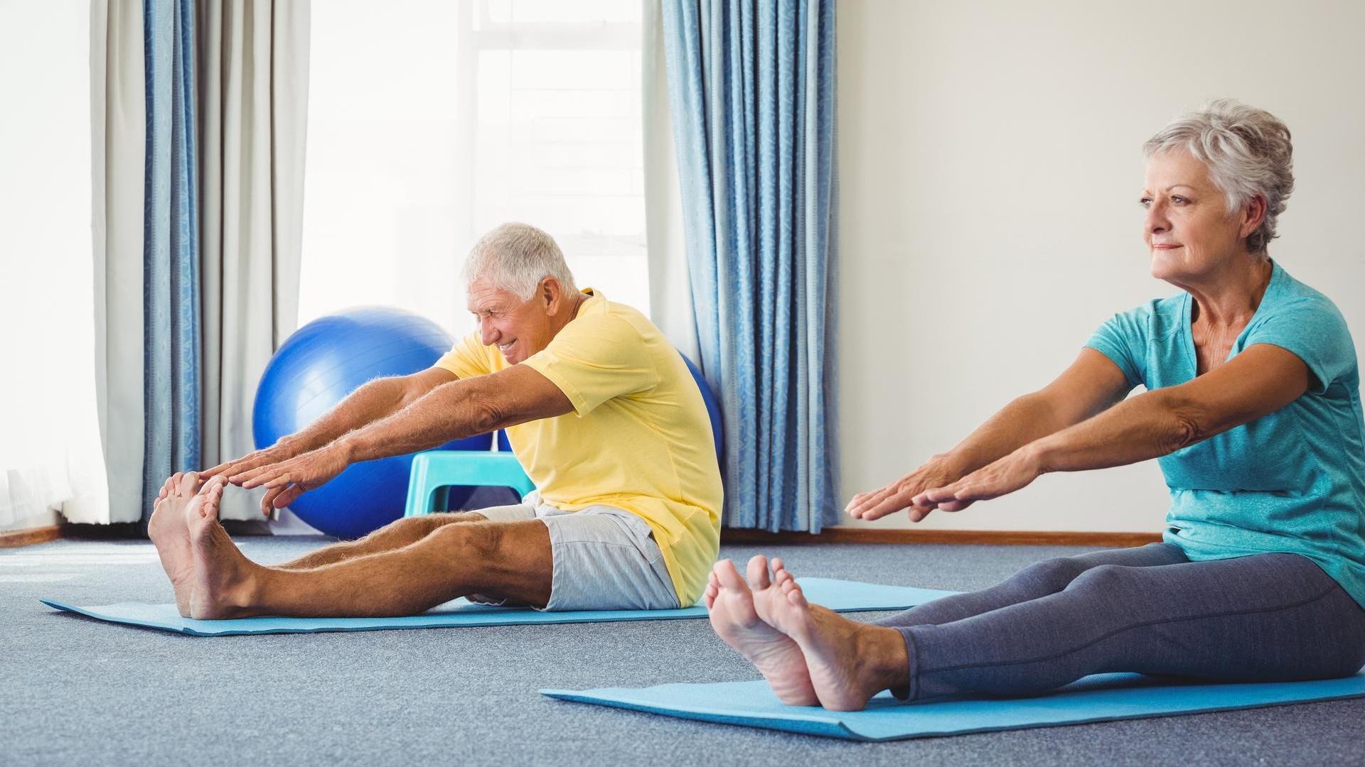 Онлайн-тренировки для участников «Активного долголетия» начнутся в Подмосковье 2 ноября