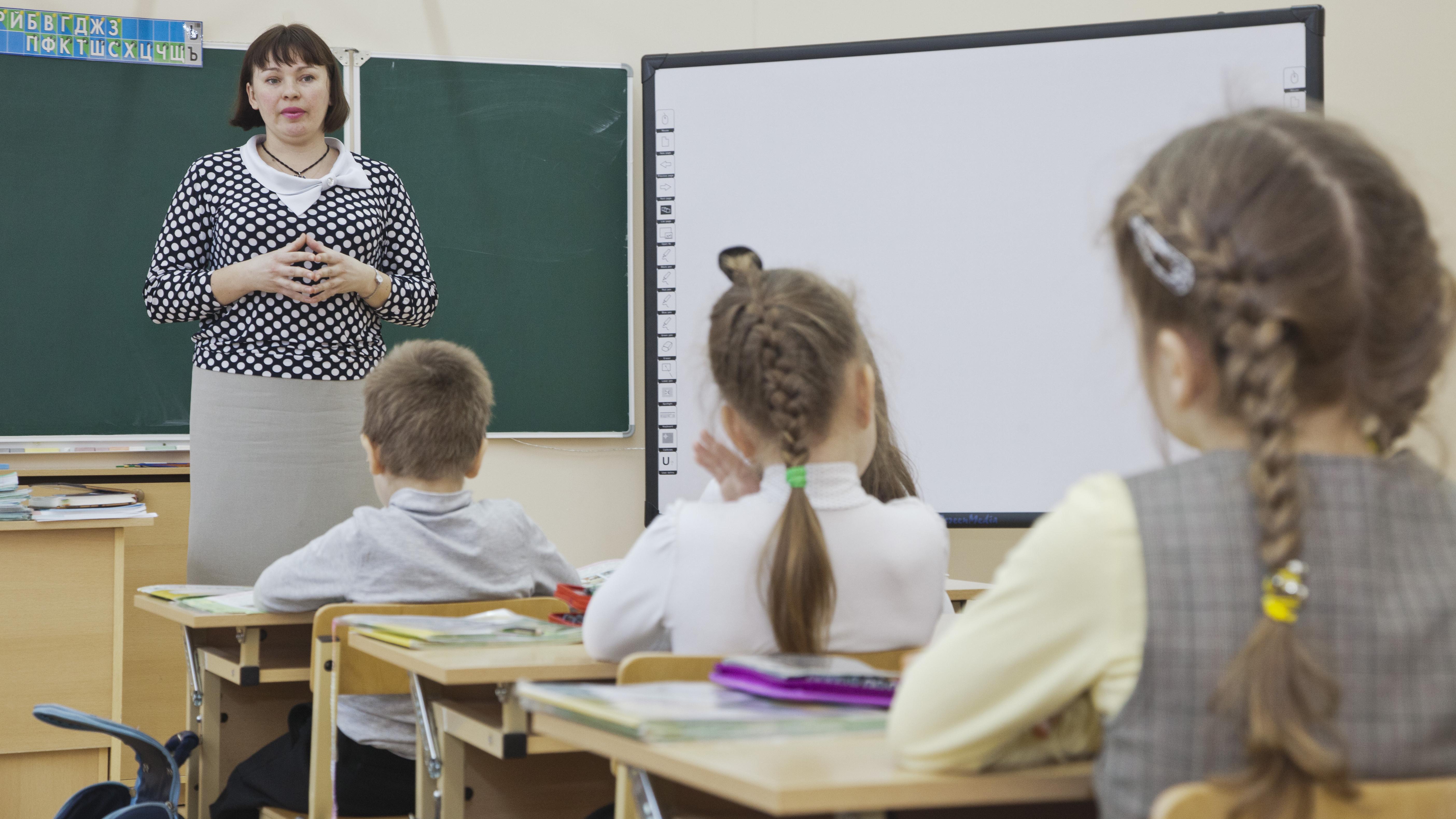 Опрос среди школьников о любимых внеурочных занятиях стартовал в Подмосковье