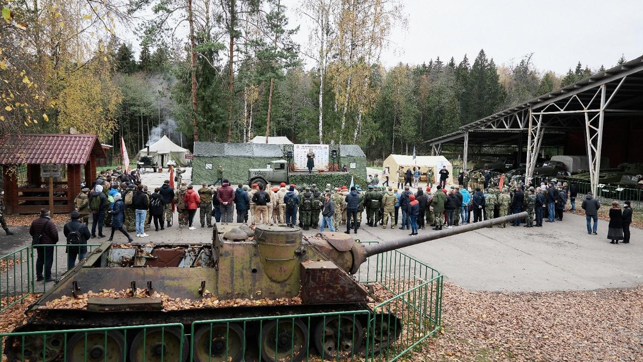 Останки 463 солдат обнаружили во время поискового сезона «Вахты памяти» в Подмосковье