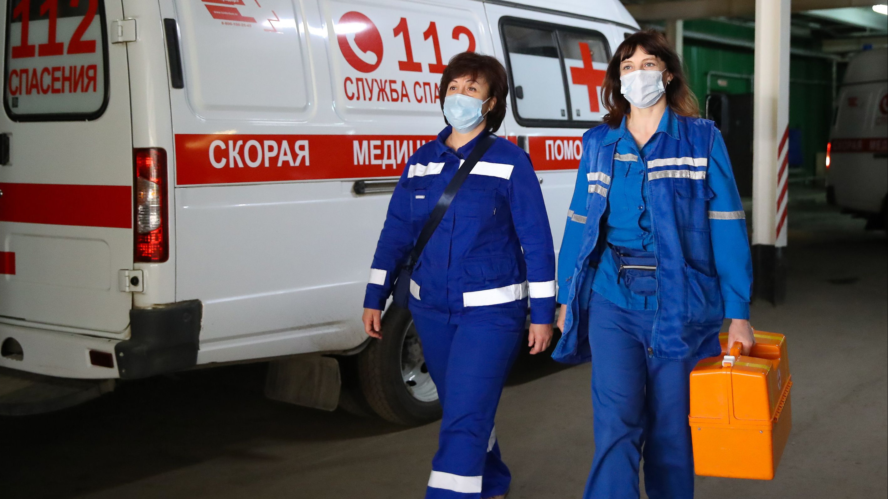Отдельные бригады врачей для пациентов с признаками ОРВИ сформировали в Подмосковье