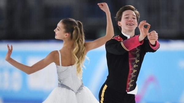Пара фигуристов из Подмосковья победила на III этапе Кубка России по фигурному катанию