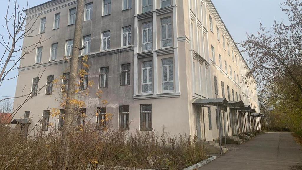 Перепрофилирование здания стационара для ковид-пациентов началось в Электростали