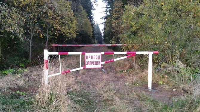 Почти 160 шлагбаумов устанавливают на въездах в леса Подмосковья