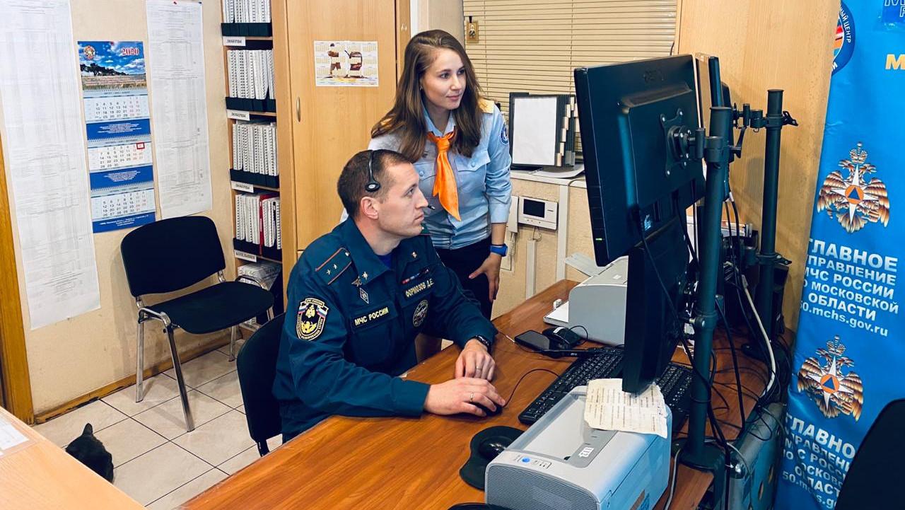 Почти 4 тыс. вызовов, адресованных ЦУКС ГУ МЧС России по Подмосковью, поступило на номер «112»