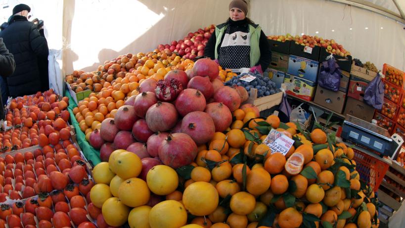 Почти 6 тонн овощей и фруктов реализовали на ярмарке «Ценопад» в Долгопрудном