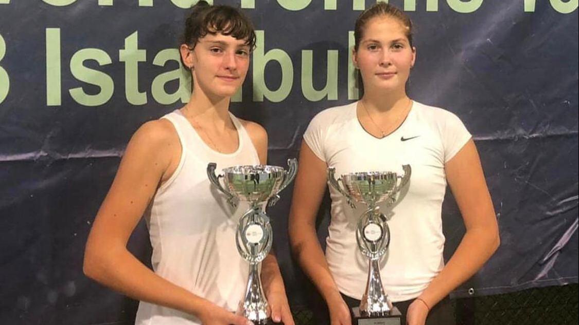 Подмосковная теннисистка победила на международных соревнованиях
