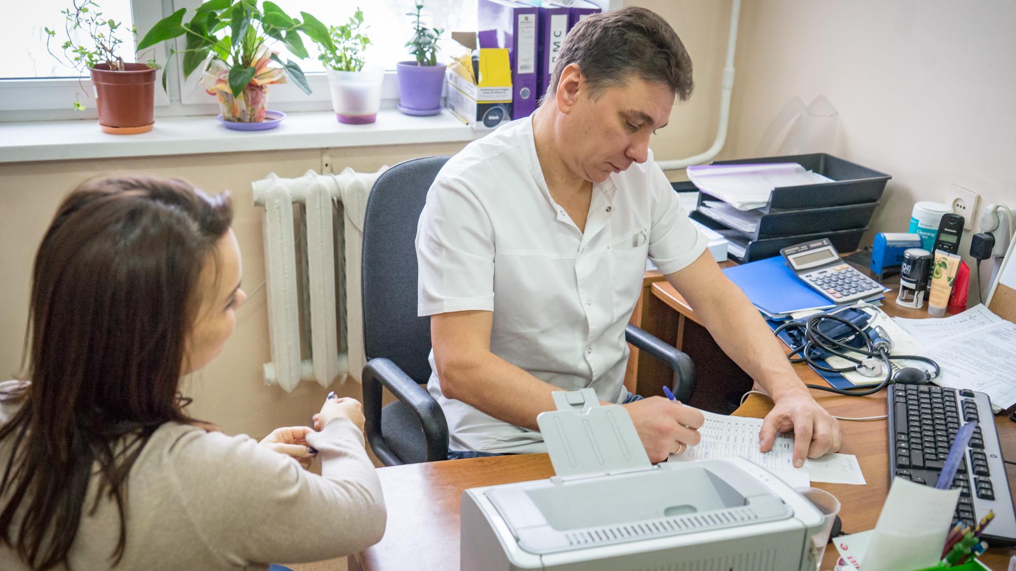Более 30 тысяч жителей прошли диспансеризацию в Химках в 2018 году