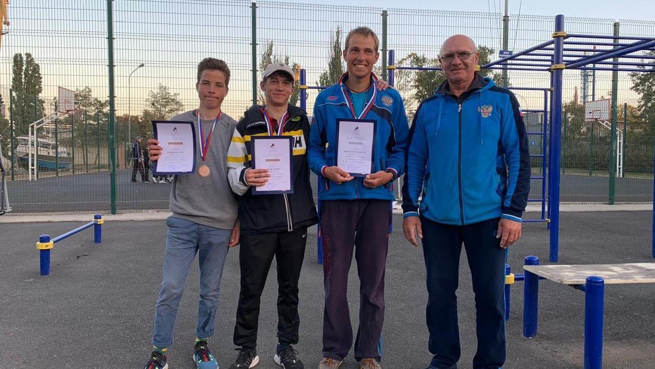 Подмосковные спортсмены завоевали бронзу чемпионата России по парусному спорту