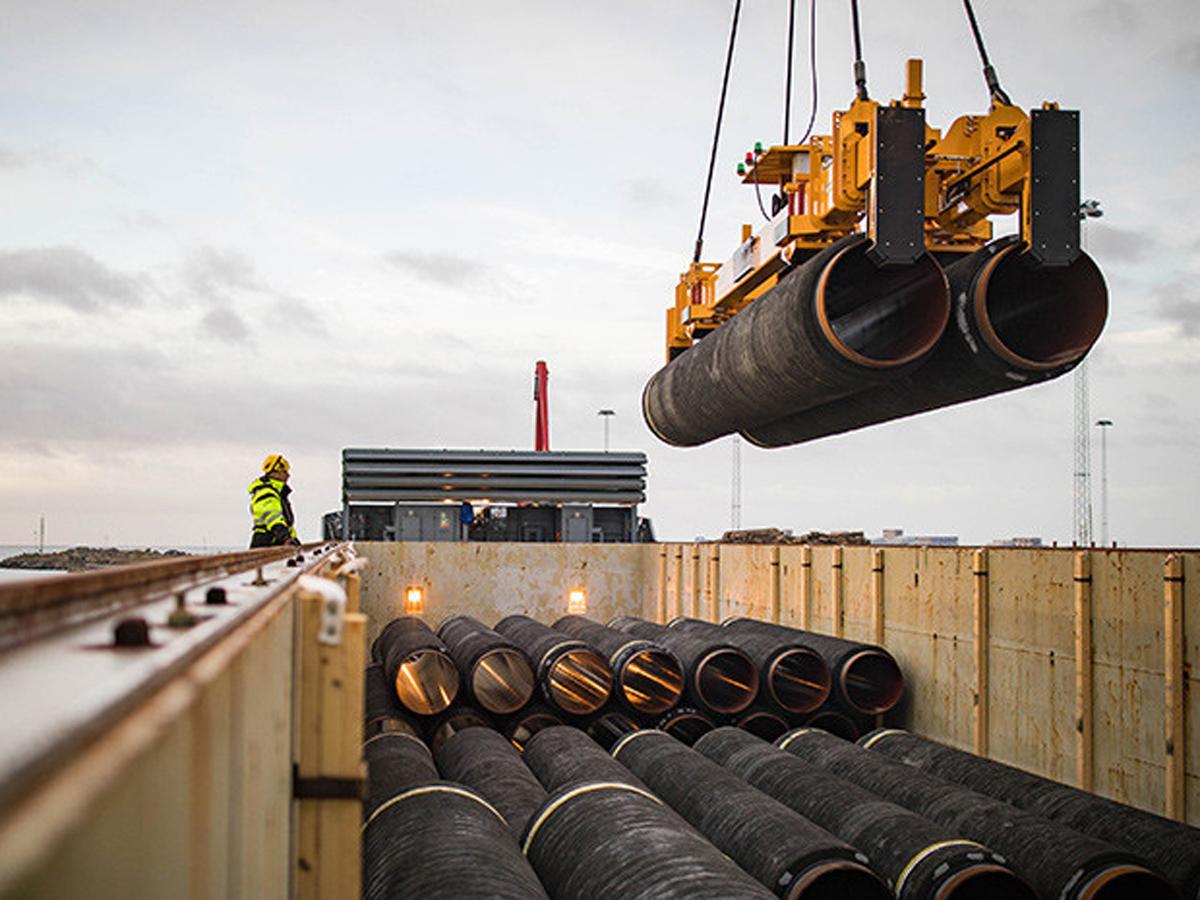 Польша Газпром $7,6 млрд Северный поток-2