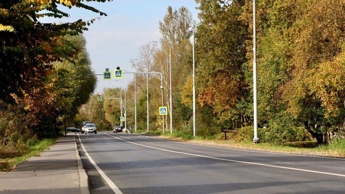 Порядка 35 км региональных и муниципальных дорог отремонтировали в Можайске