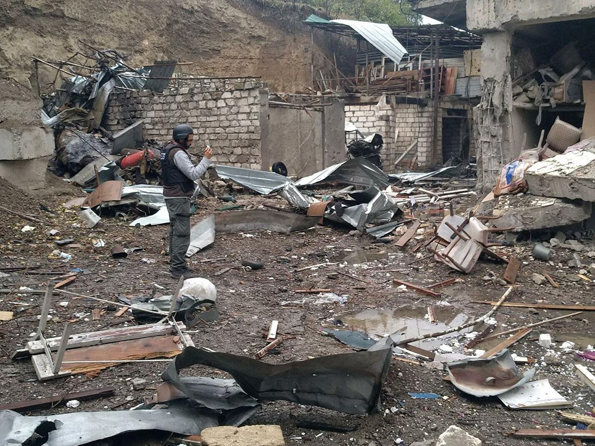 Путин призвал участников конфликта вНагорном Карабахе прекратить боевые действия