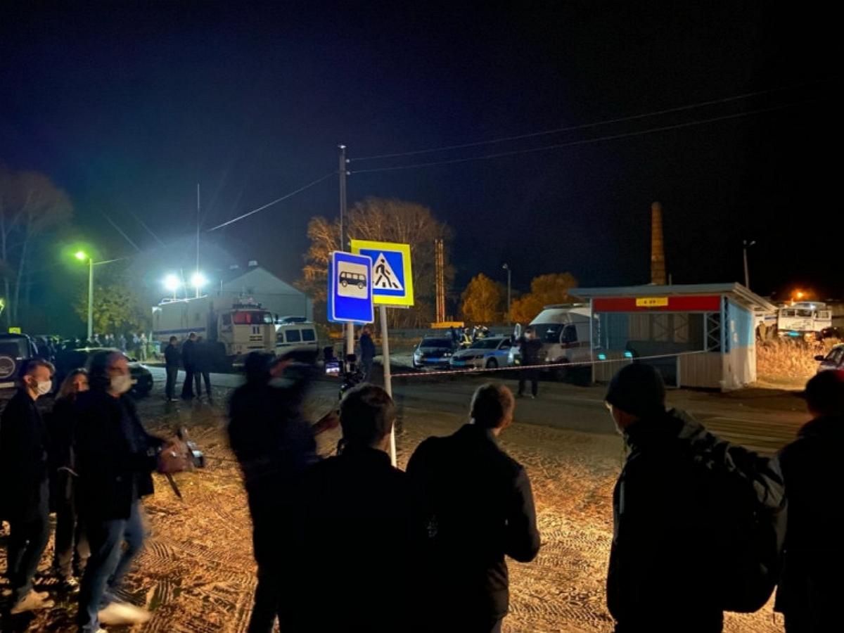Расстрелявший четырех человек 18-летний нижегородец готовился к бойне заранее