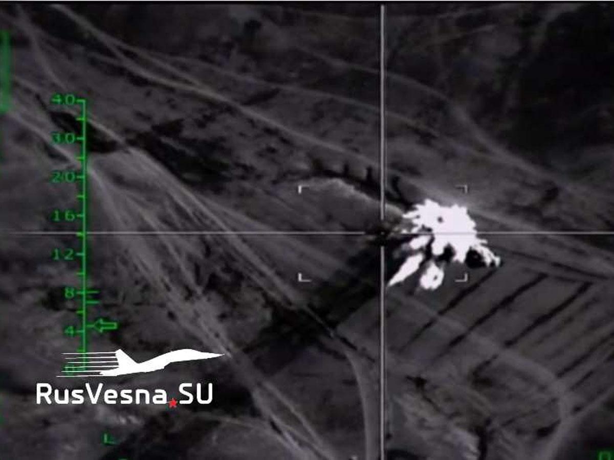 Россия отомстила за гибель генерала в Сирии, уничтожив 30 боевиков
