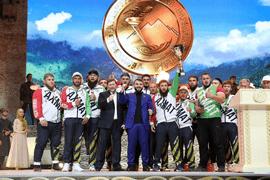 Сборная Чеченской Республики победила на XI Фестивале культуры и спорта народов Кавказа