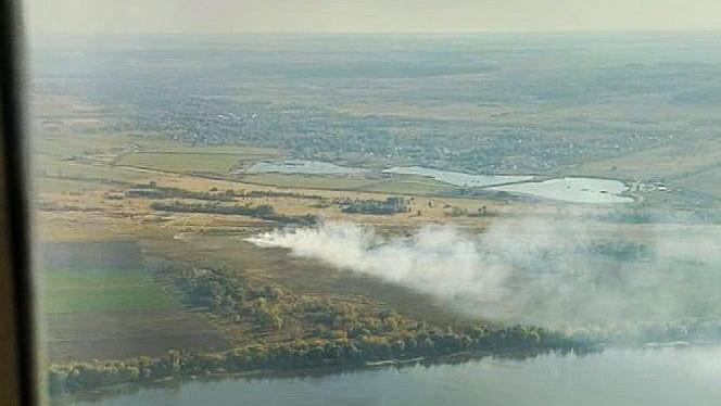 Шесть лесных пожаров ликвидировали в Подмосковье за 3 дня