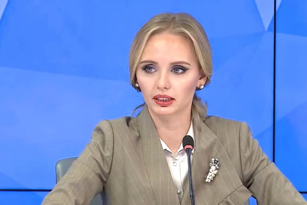 Дочь Путина - Мария Воронцова