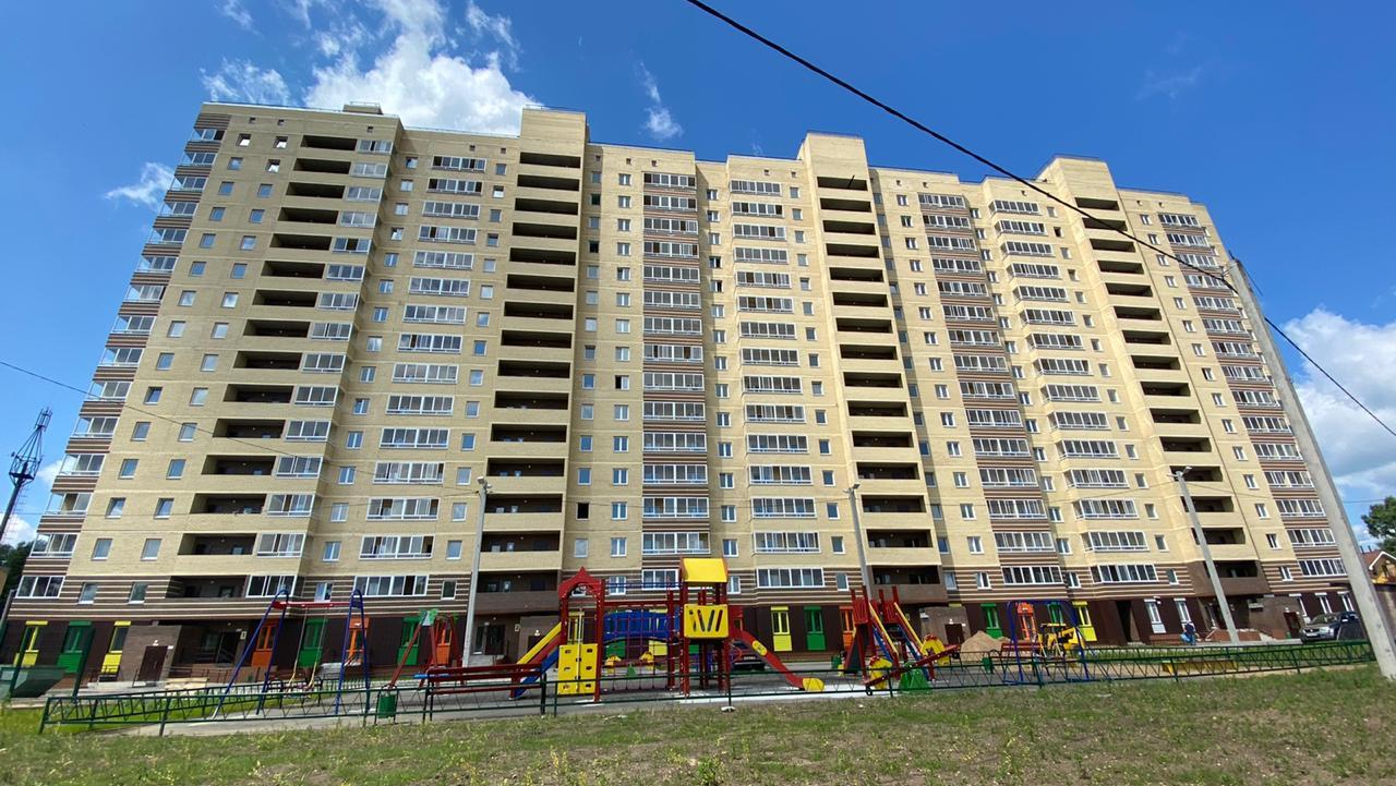 Сорок жителей аварийных домов переехали в новостройку в Дмитрове