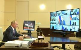 Состоялось заседание Совета при Президенте Российской Федерации по развитию физической культуры и спорта