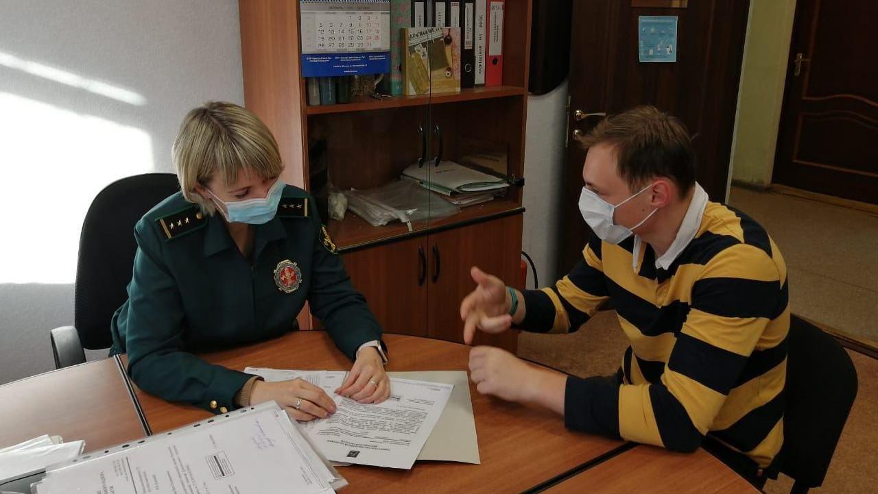 Сотрудники Главгосстройнадзора Подмосковья проведут прием граждан в Долгопрудном