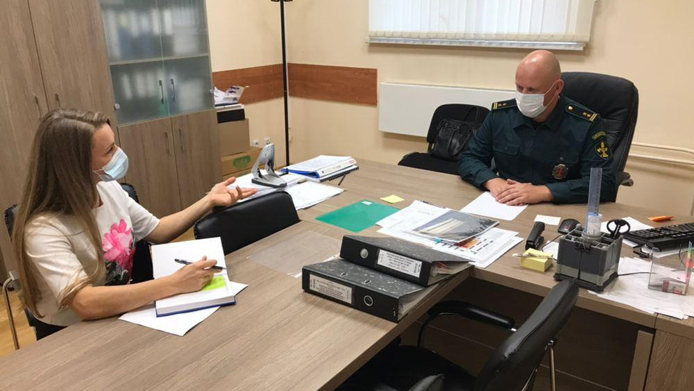 Сотрудники Главгосстройнадзора Подмосковья встретились с 24 заявителями портала «Добродел»